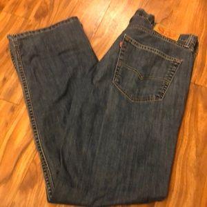 Men's Levi's 559 size 36/32 jeans